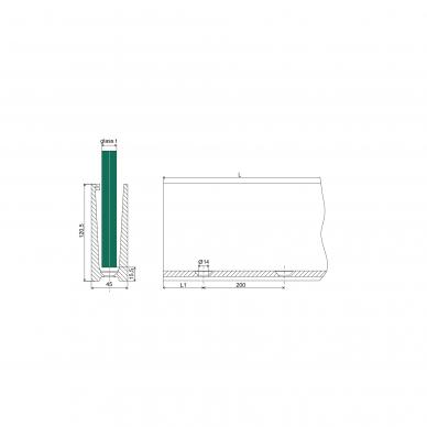 Aliuminio profilis 2