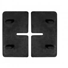 Laikiklio tarpinė N01.45K1.R08 (8 mm)