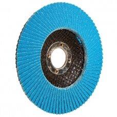 Lapelinis šlifavimo diskas 125x22x60