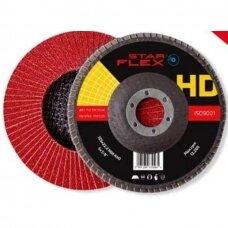 Lapelinis šlifavimo diskas su keramika 125x22x60