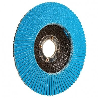 Lapelinis šlifavimo diskas 125x22x40